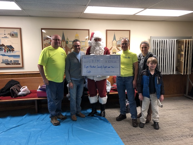 Heartland Heating and Cooling Donating